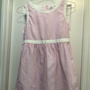 Adorable VV seersucker dress (EUC)